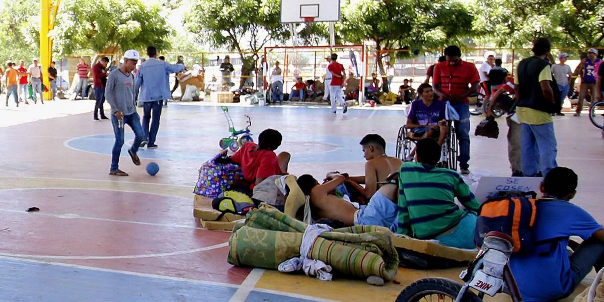 Deportan a grupo de venezolanos sin papeles en Cúcuta