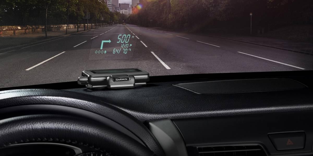 Instala una interfaz HUD en tu automóvil por US$130