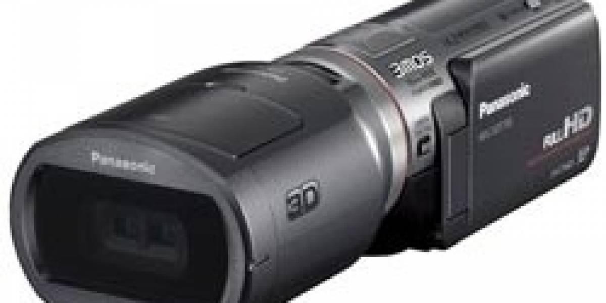 Panasonic HDC-SDT750K: Se filtra una nueva videocámara 3D HD para mortales