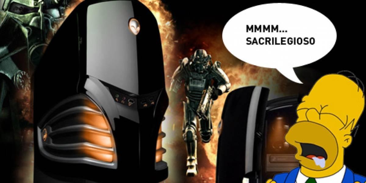 Alienware Area-51 750i: Tecnología extraterrestre en casa