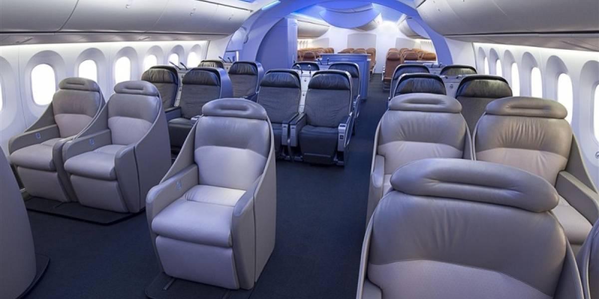 Boeing 787 Dreamliner retrasado