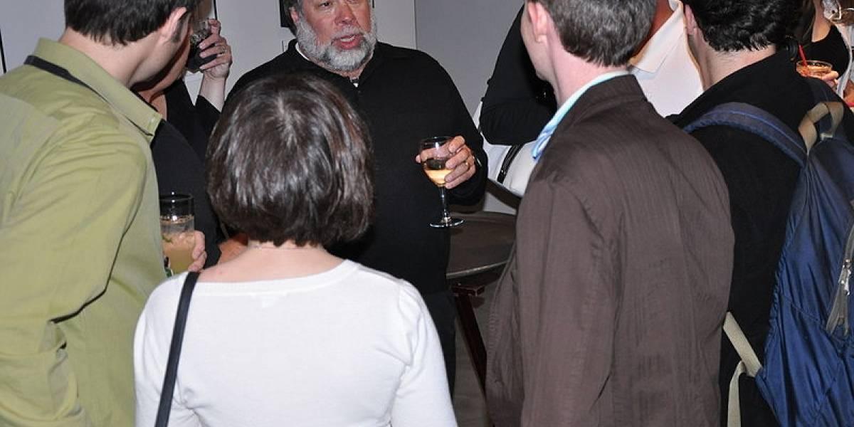 """Steve Wozniak: """"Malinterpretaron mis dichos sobre iOS y Android"""""""
