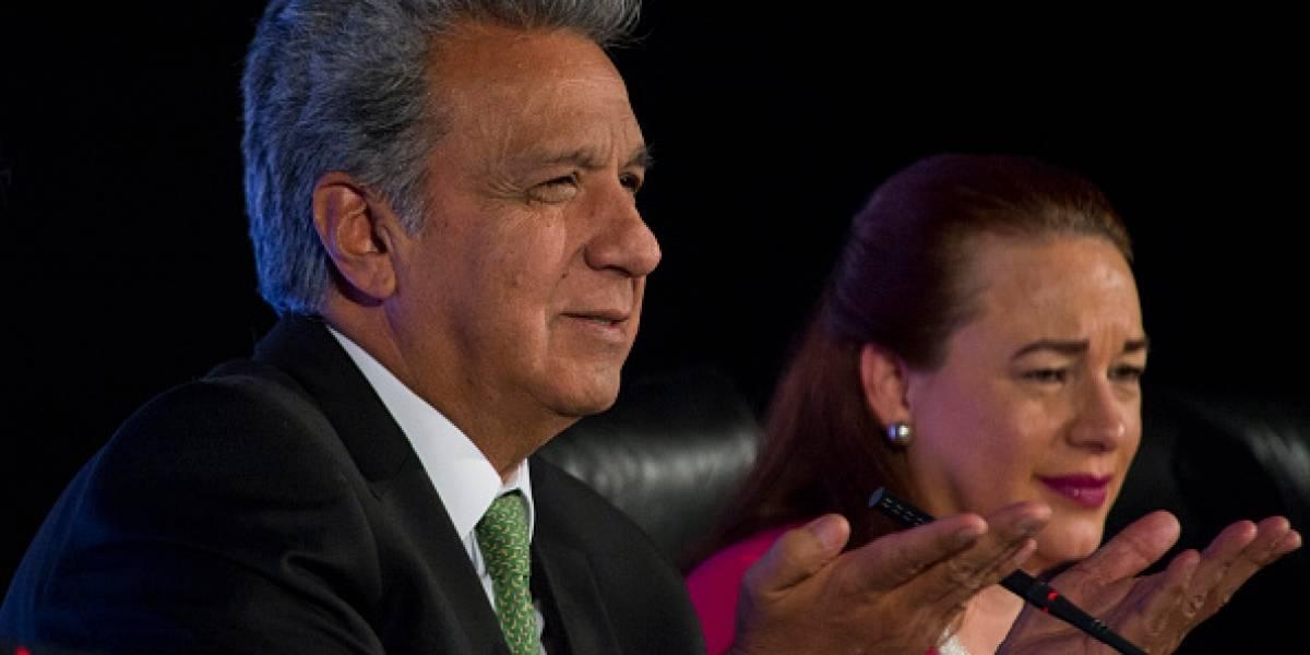 Lenín Moreno completa la renovación de la cúpula diplomática en Washington