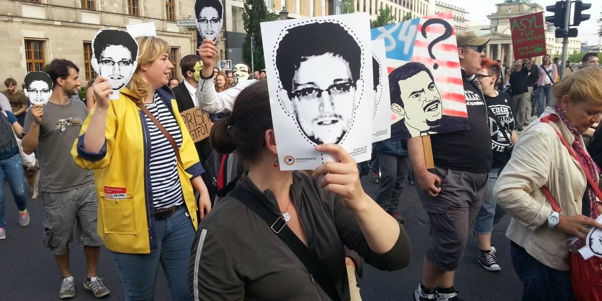 Edward Snowden solicitó ayuda para viajar de forma segura a Latinoamérica