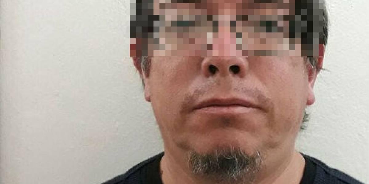 Detienen a 'El Mosh' en Morelia por desalojo del SEE