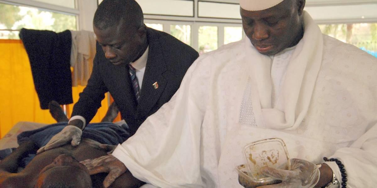 O líder africano que obrigou milhares de pessoas a se submeterem a cura falsa da Aids