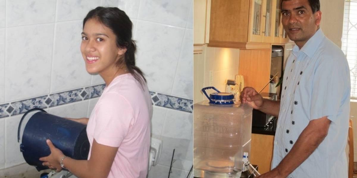 """""""Mi esposa ya ni se ducha"""": las desesperadas estrategias de los habitantes de Ciudad del Cabo para evitar convertirse en la primera urbe del mundo en quedarse sin agua"""