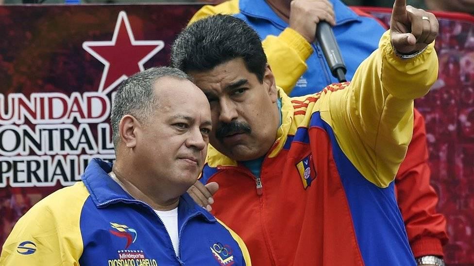 Maduro asegura que factores externos pretenden sabotear presidenciales