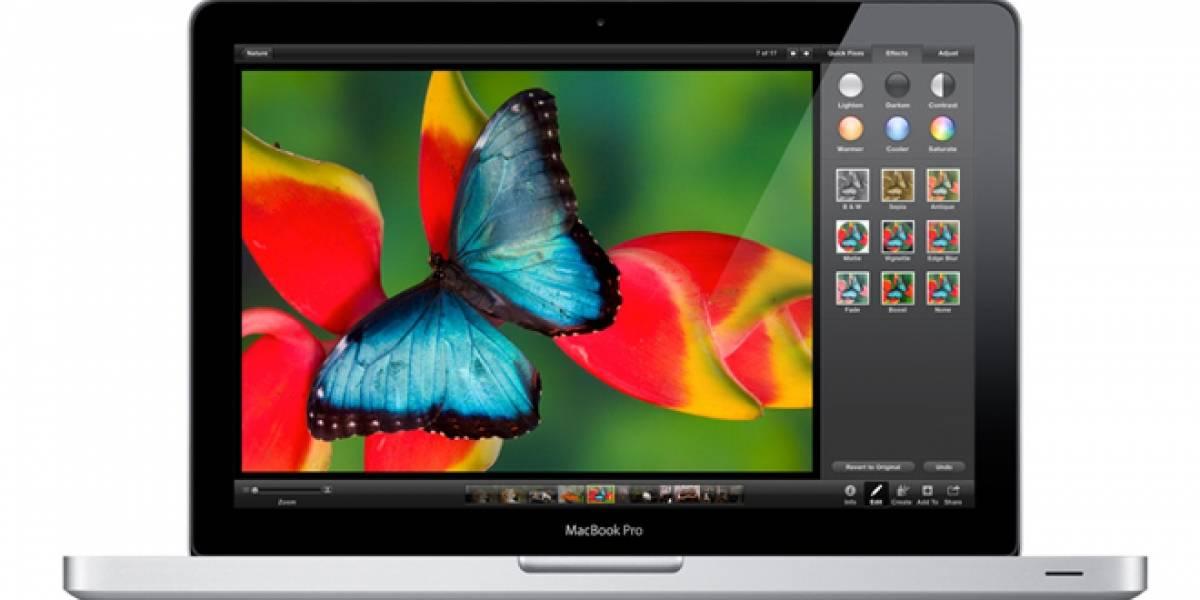 Futurología: El próximo MacBook Pro tendría una pantalla de altísima resolución