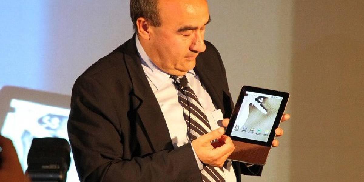 Acer ofrecerá Tablets de 7 y 10 pulgadas para finales del 2010