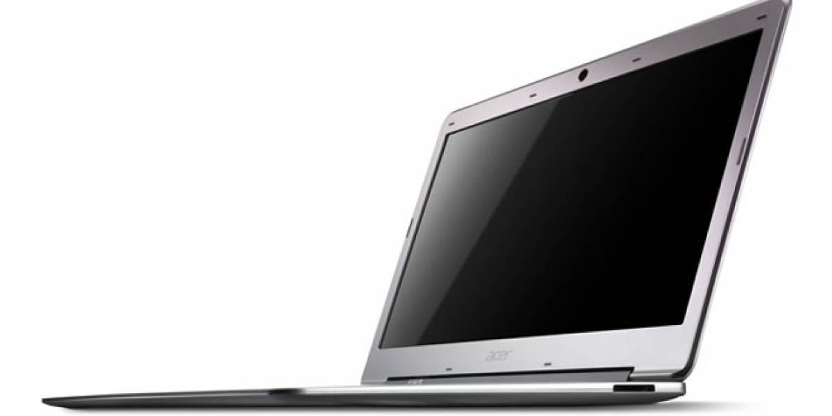 """Acer dejará de hacer productos """"baratos e improductivos"""""""