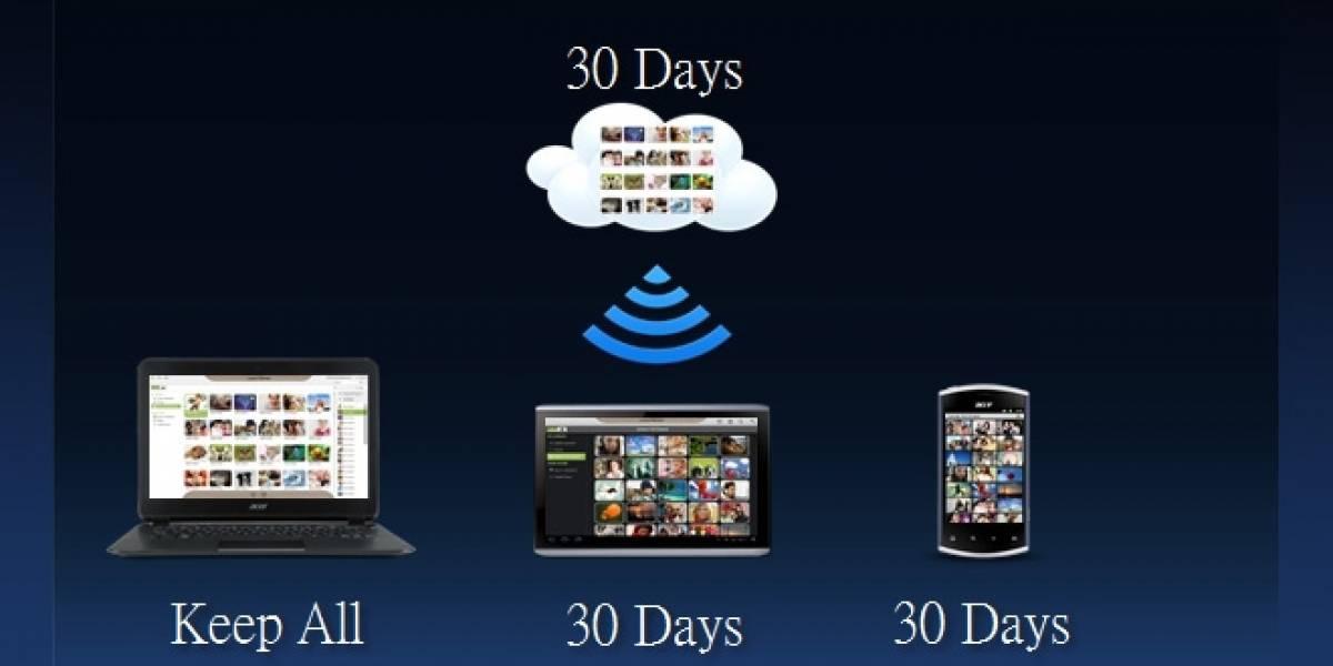 """La """"AcerCloud"""" comenzará a operar en abril"""