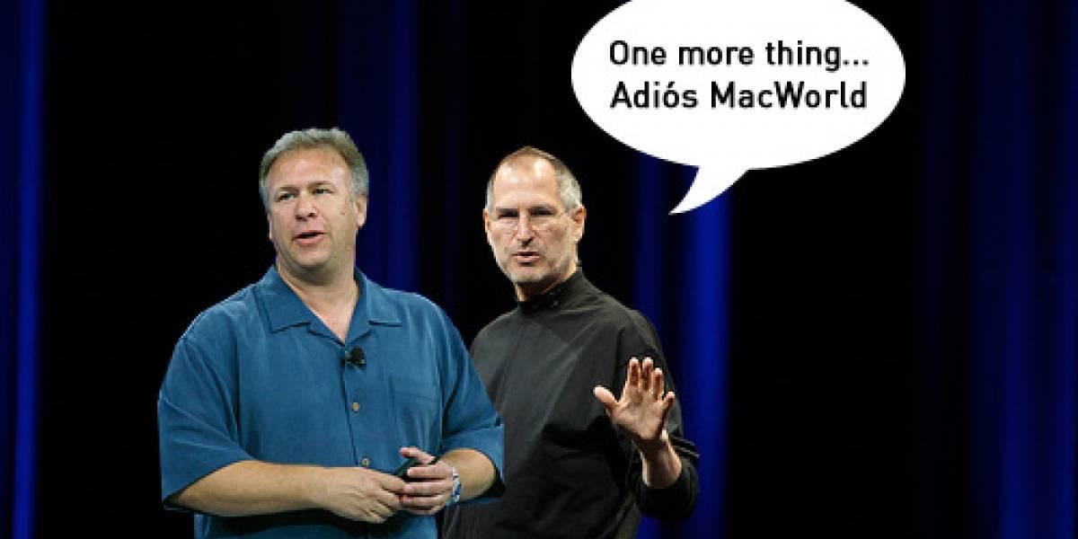 Último Macworld de Apple y sin Jobs