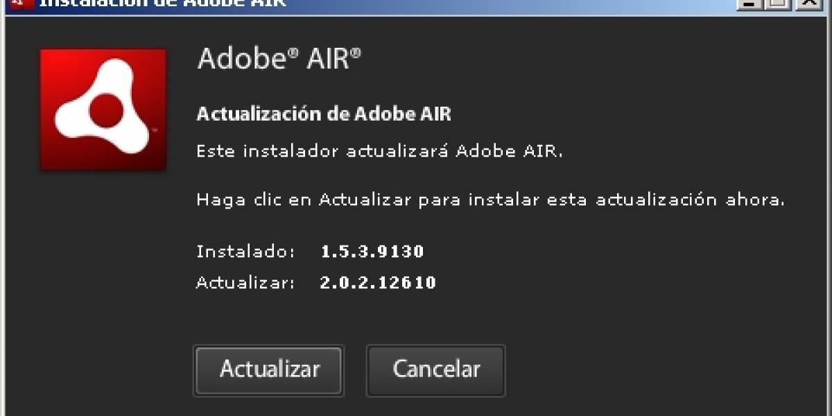 Adobe lanza AIR 2