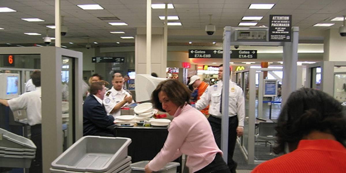 Hasta detectores termales de mentiras será parte de la tecnología del futuro en aeropuertos