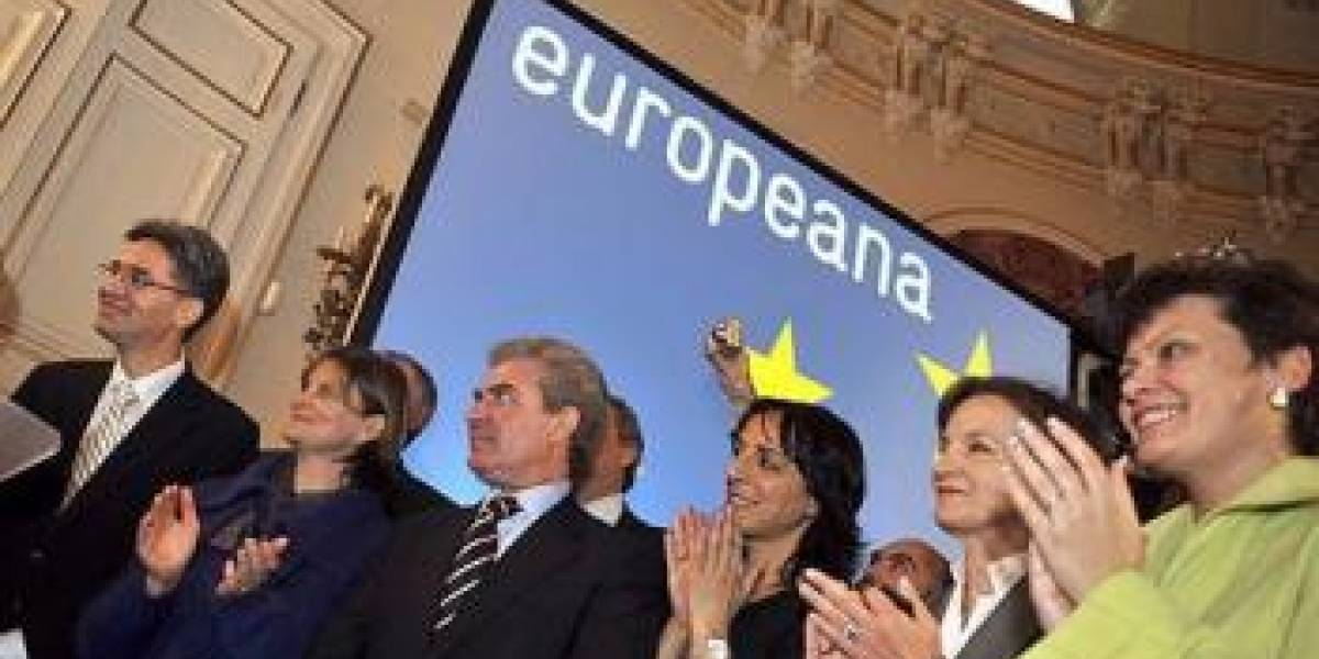 Biblioteca digital Europeana no sobrevive las primeras 24 horas