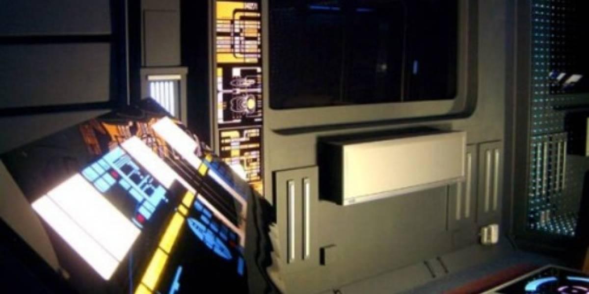 Demanda de divorcio exige desmantelar apartamento decorado como nave de Star Trek