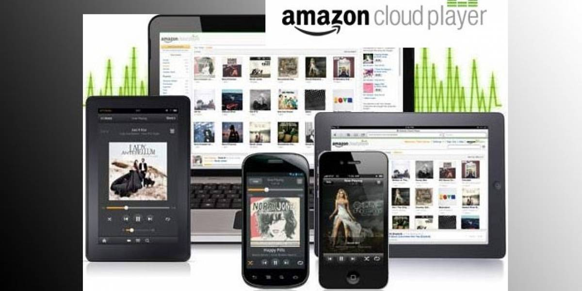 La tienda MP3 y el Cloud Player de Amazon ya están disponibles en España