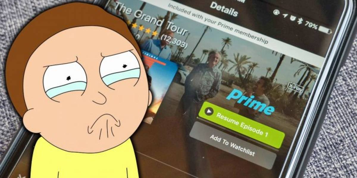 Amazon Prime Video incrementa sus tarifas un 18%