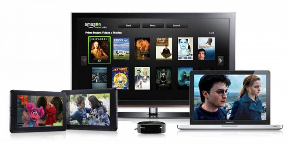 Futurología: Amazon podría competir con Netflix muy pronto