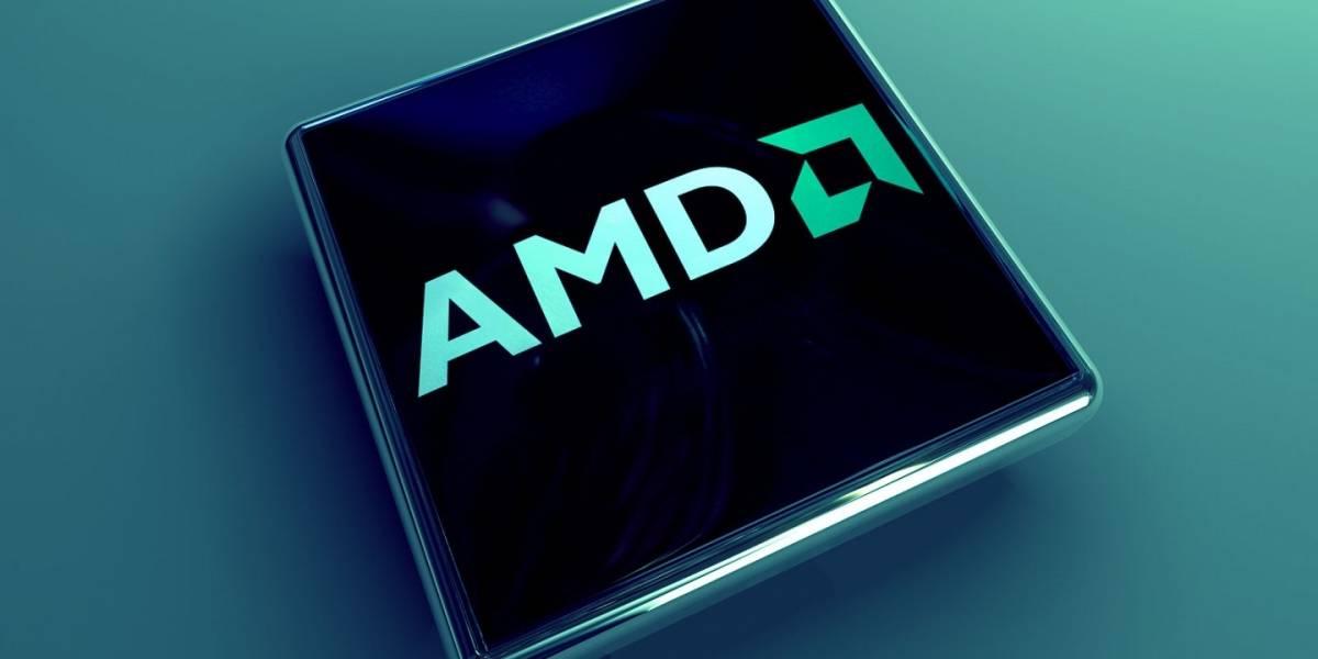 AMD anotó pérdidas económicas de USD$74 millones durante los últimos tres meses