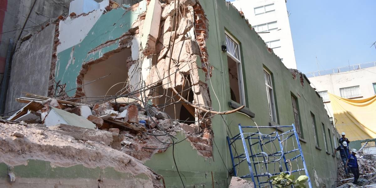Cuestan 260 mdp las demoliciones tras el 19-S