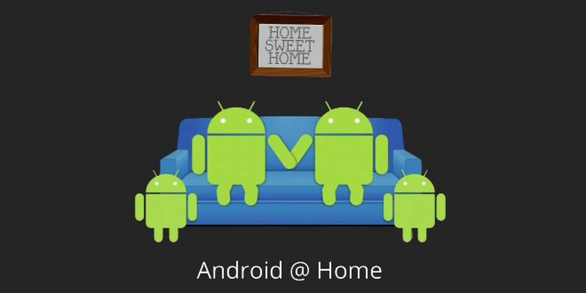 Futurología: Google lanzará su propio sistema de entretenimiento para el hogar a fin de año