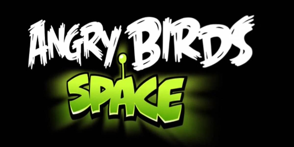 Angry Birds tendrá una versión en el espacio