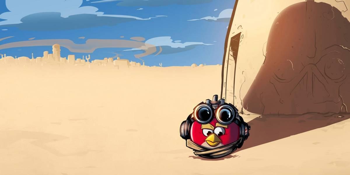 Rovio anunciará un nuevo Angry Birds Star Wars mañana