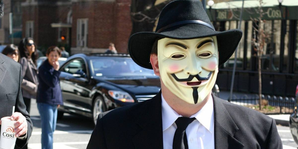 Anonymous interceptó llamada entre el FBI y Scotland Yard