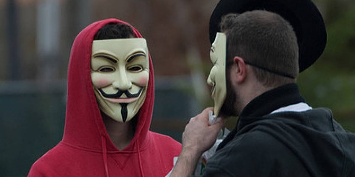 Anonymous lanza ataque contra Sony