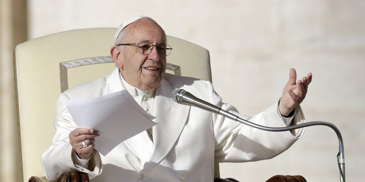 Papa Francisco asegura que 'la corrupción arruina los corazones de los hombres'