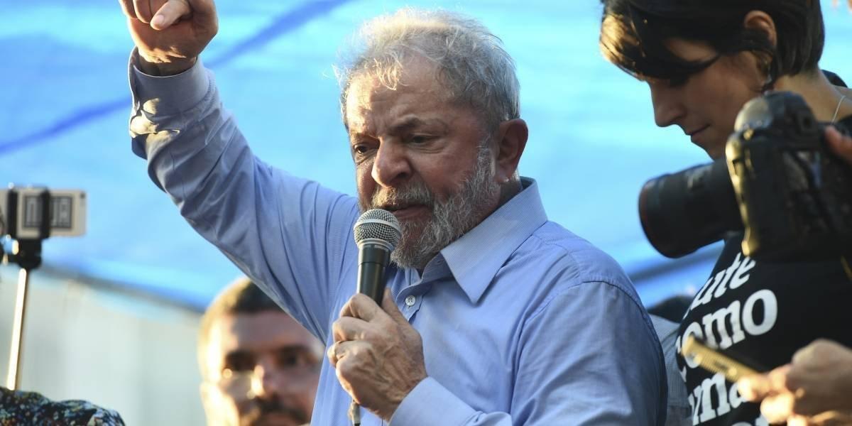 En manos de los jueces, futuro de Lula y elección brasileña