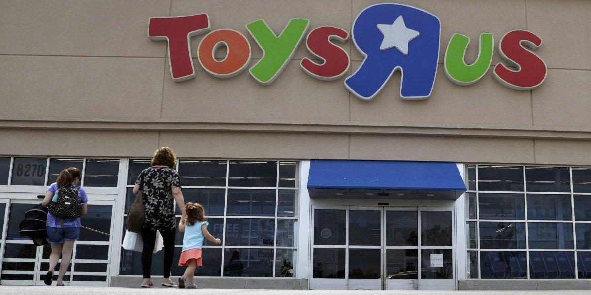 Toys R Us cierra 20 % de tiendas