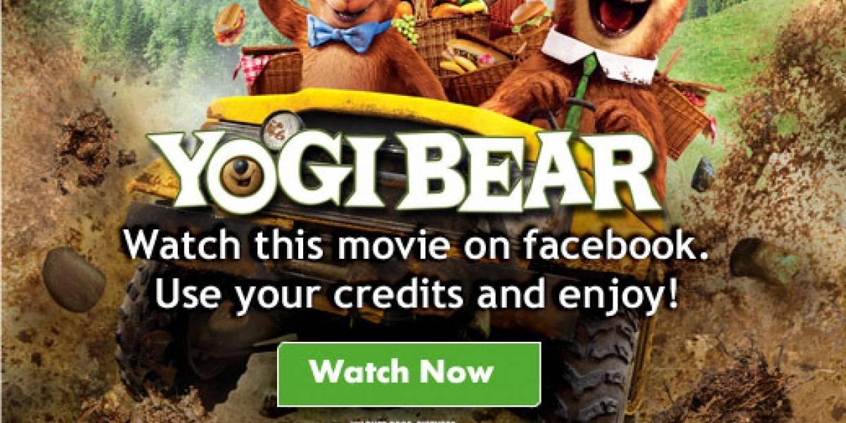 Warner Bros. agrega nuevas películas para su alquiler en Facebook