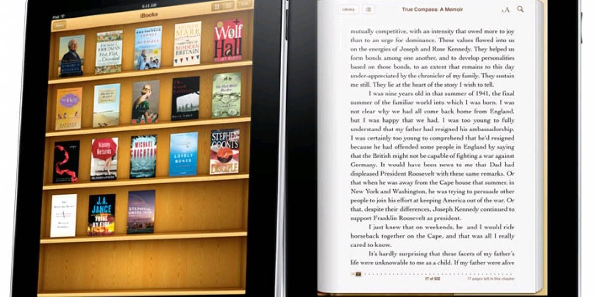 Comisión Europea investigará una posible colusión en la venta de libros electrónicos
