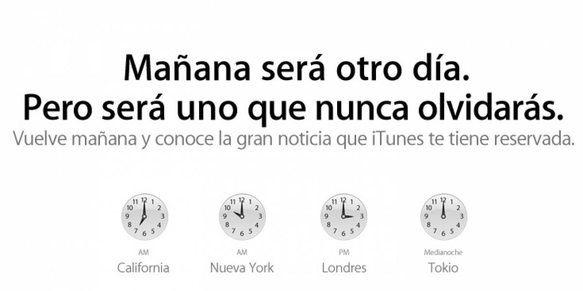 """Apple dice que anunciará algo """"que nunca olvidarás"""" mañana"""