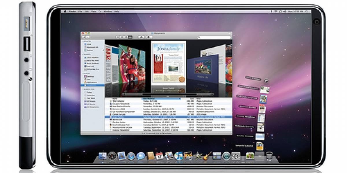 Futurología: LG fabricaría pantallas OLED para el netbook de Apple