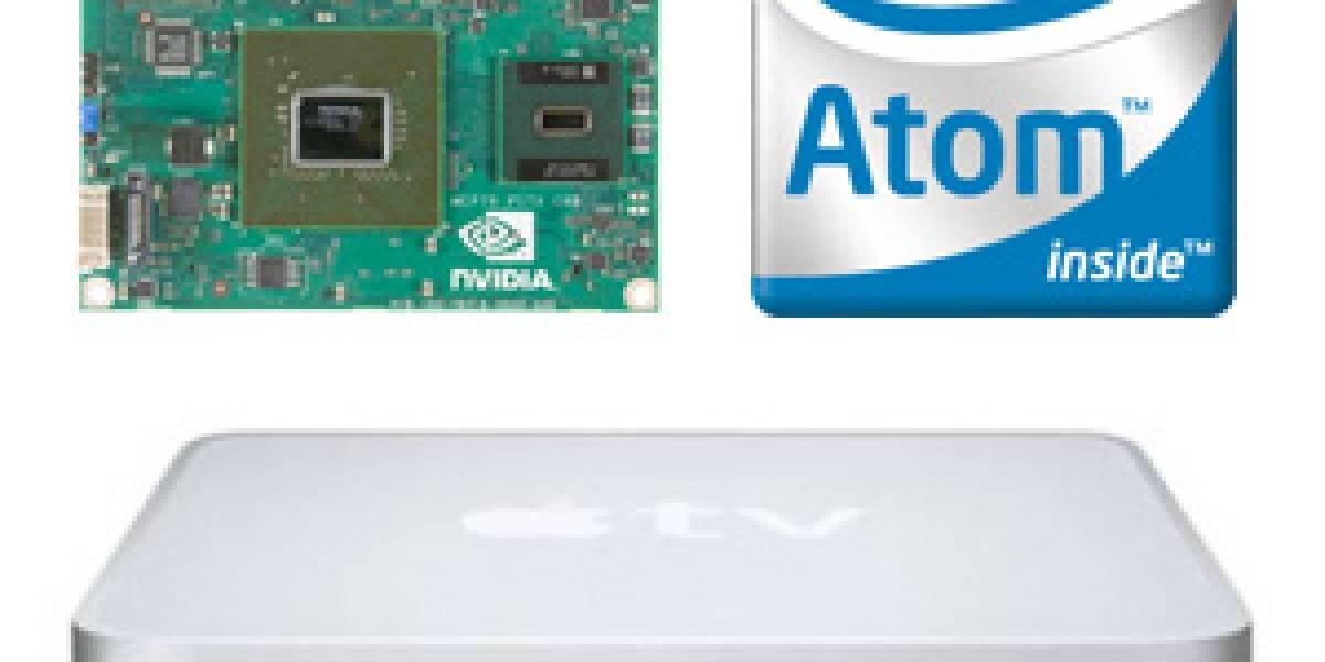 Futurología: Nuevo Apple TV podría traer Ion con Atom