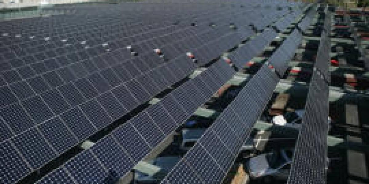 Los paneles solares contaminan después de 25 años de uso