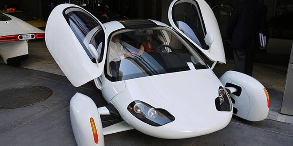 Fabricante de auto eléctrico de 3 ruedas cierra por no encontrar inversionistas