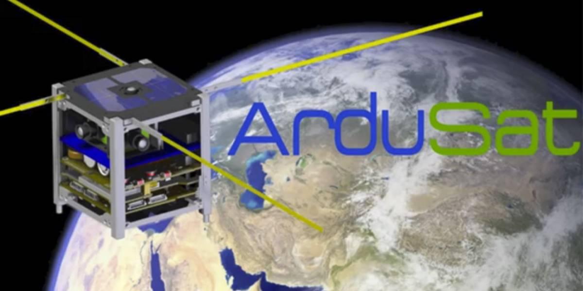 Pronto será posible arrendar un satélite por 250 dólares a la semana