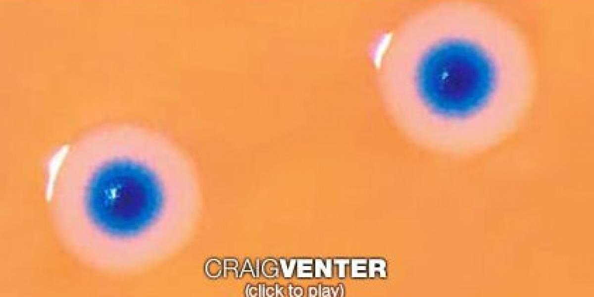 Conferencia completa de Craig Venter sobre la bacteria artificial que se replica