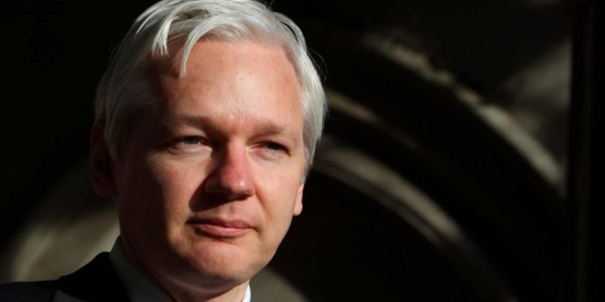 Esto quiso decir Assange con su misterioso tweet