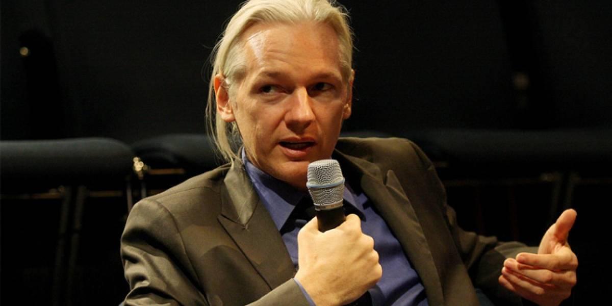 Julian Assange tendrá un programa de televisión de entrevistas