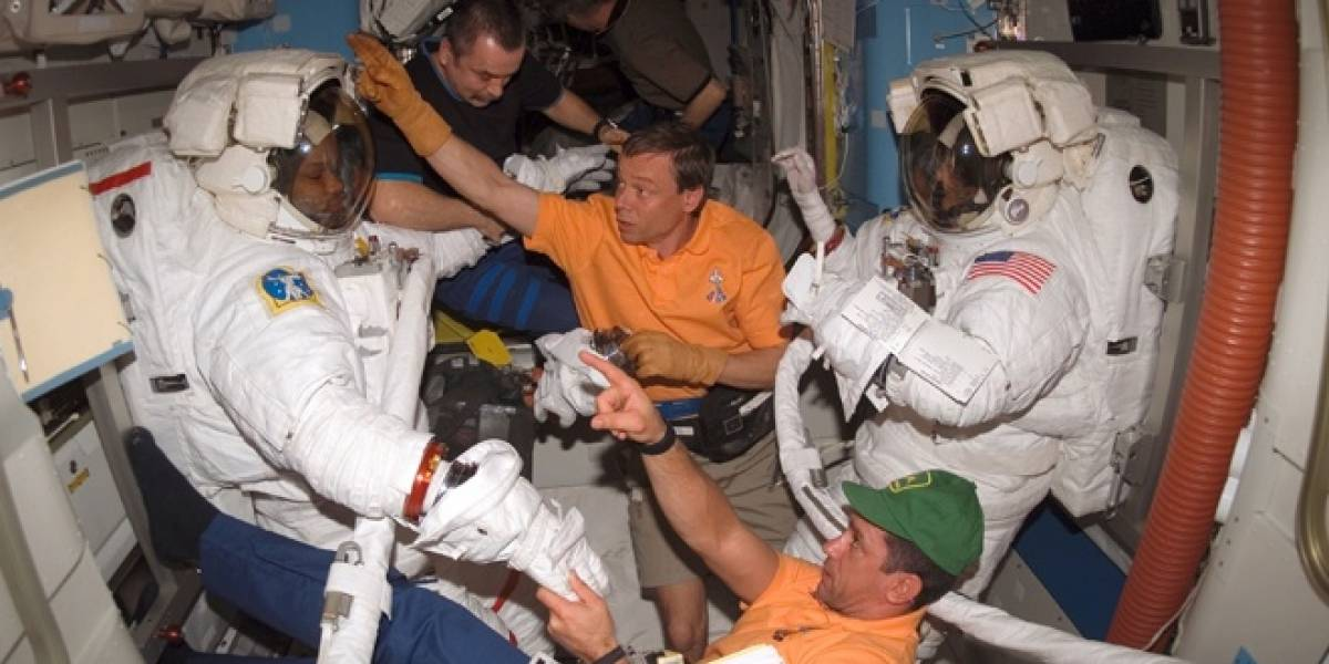 Los viajes prolongados al espacio afectan la salud de los astronautas