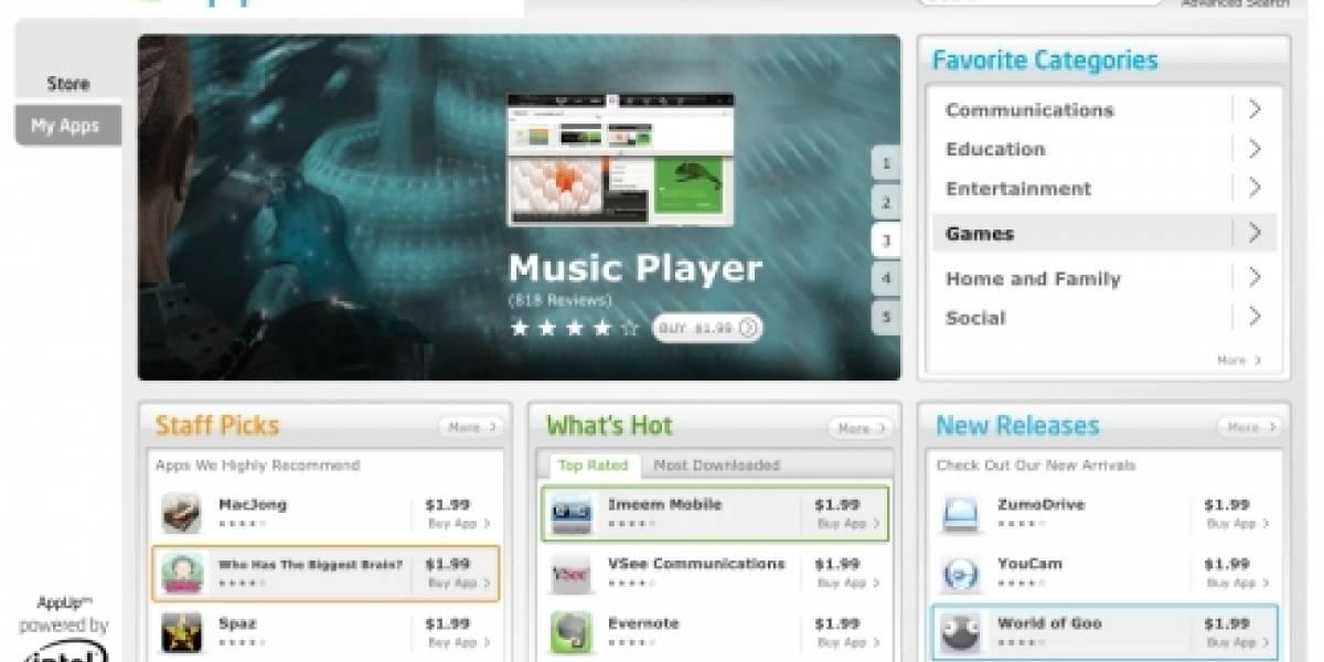 Asus lanza app store para netbooks