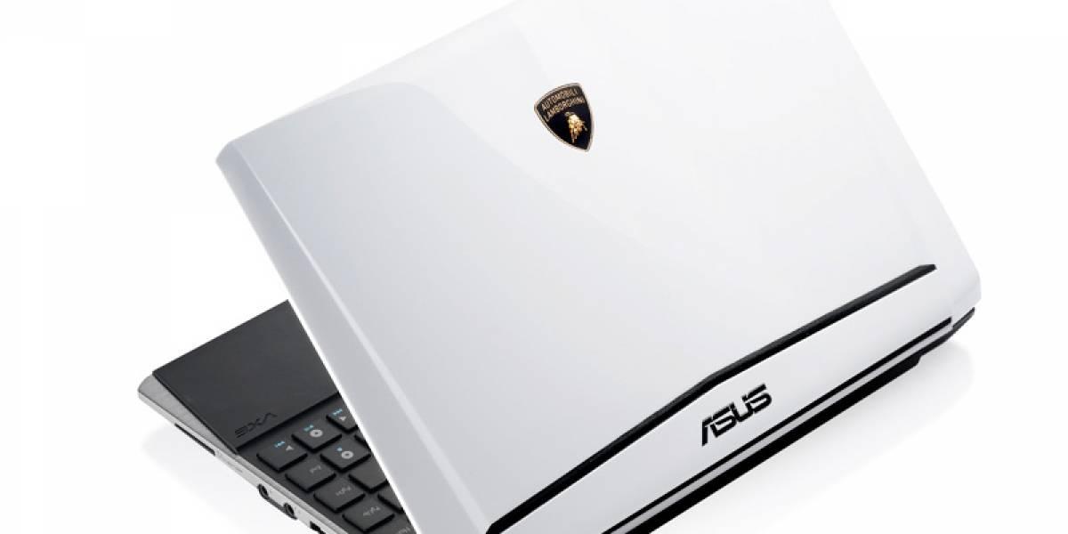 Computex 2010: ASUS presenta sus nuevas Lamborghini VX6/VX7