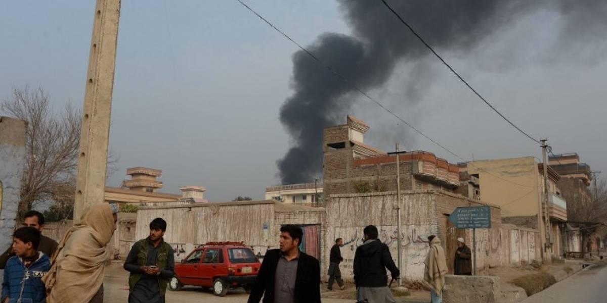 """Ataque contra """"Save the Children"""" en Afganistán deja al menos tres muertos"""