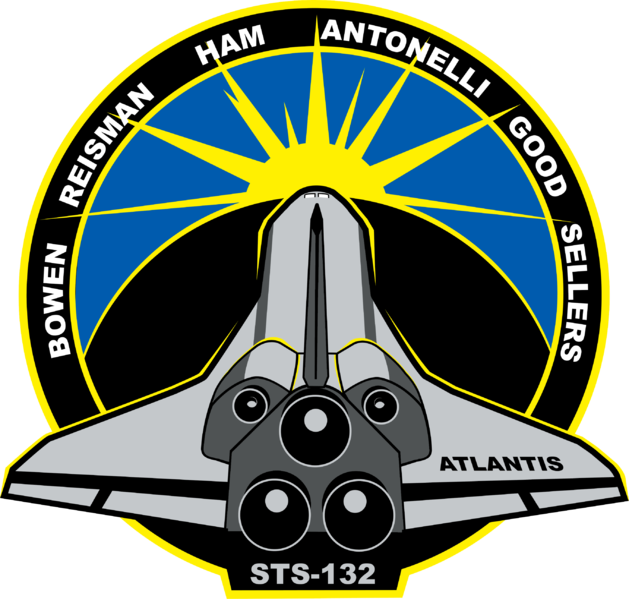 El Transbordador Atlantis, listo para su último despegue